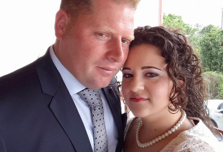 Sposa incinta di 25 anni muore in casa