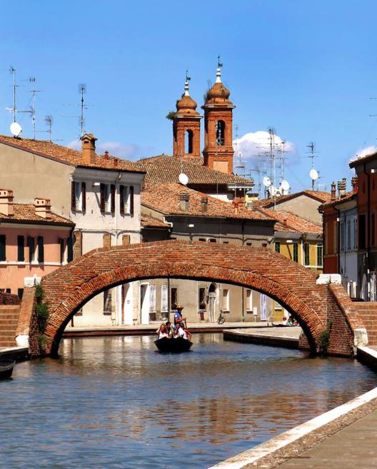 Ferrara, in Emilia Romagna