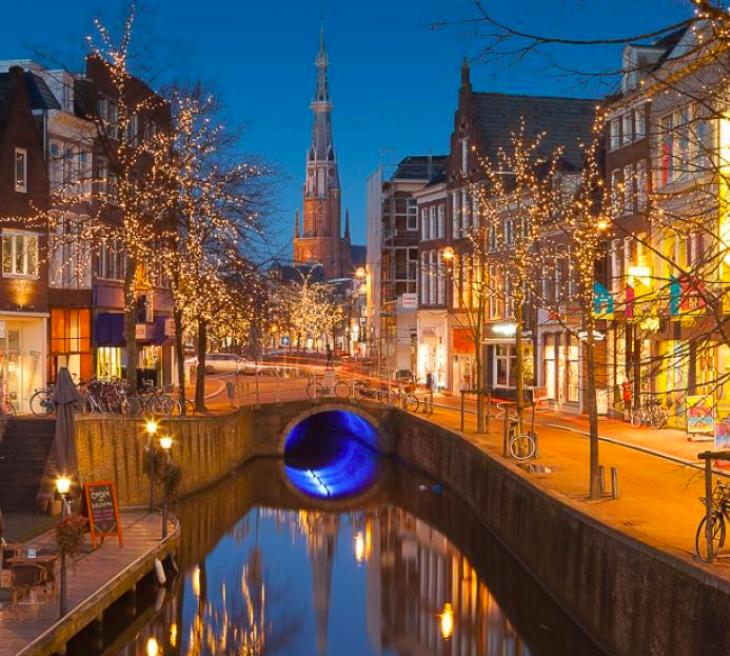 La capitale della Frisia
