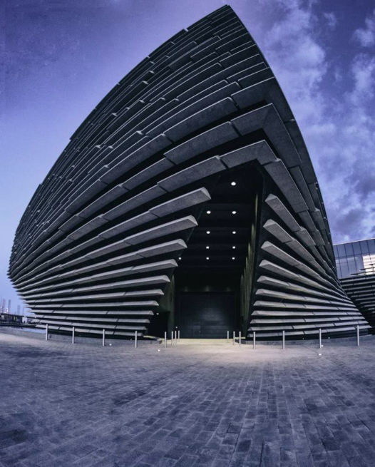 Museo del design a Dundee