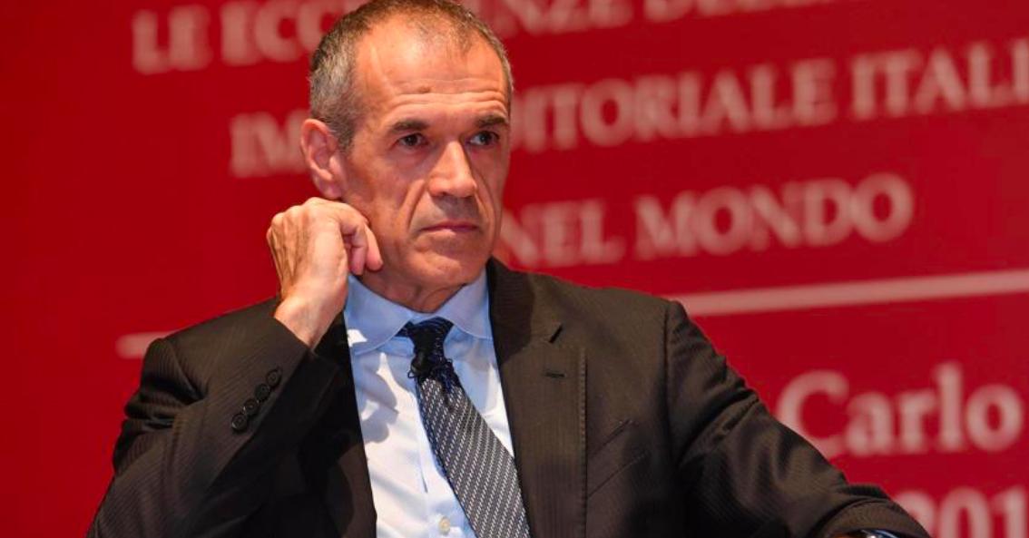 Cottarelli, chi è l'economista convocato al Colle