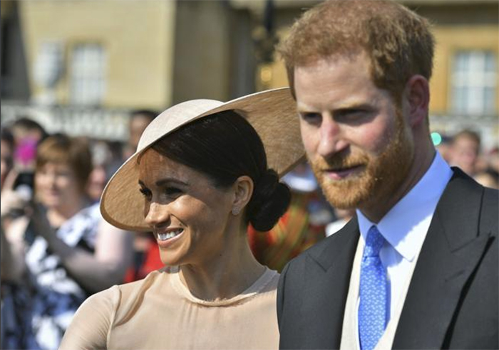meghan con harry