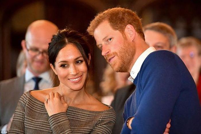 Il matrimonio tra Meghan Markle e il principe Henry