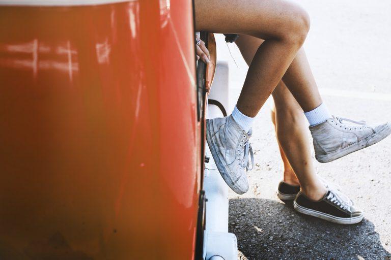 Puntini rossi sulle gambe