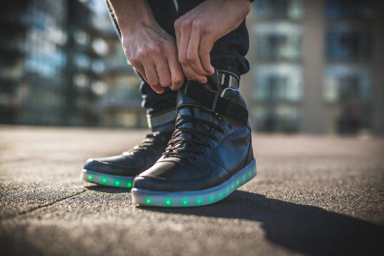 Scarpe sportive da uomo: modelli per rimettersi in forma