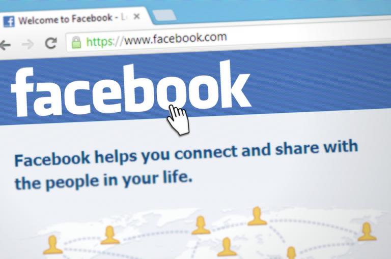 facebook portale