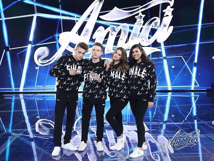 Amici17 Finalisti