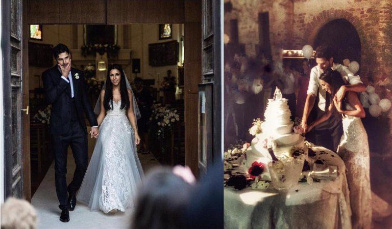 Andrea Ranocchia matrimonio