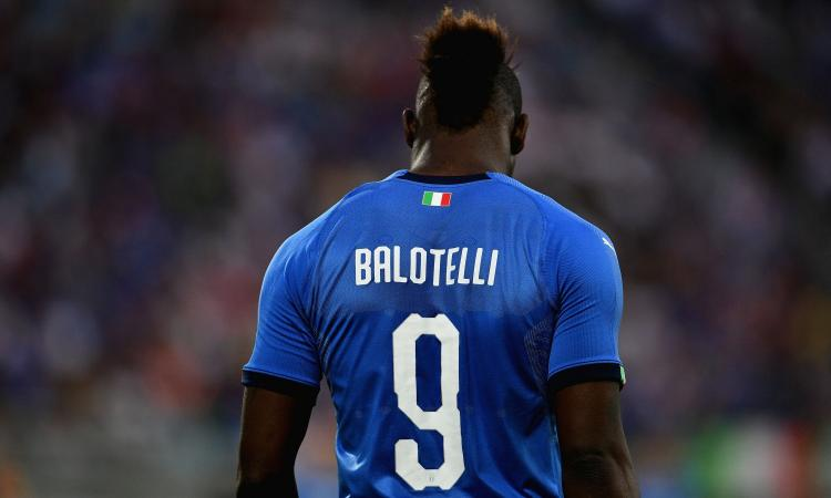 Balotelli Italia
