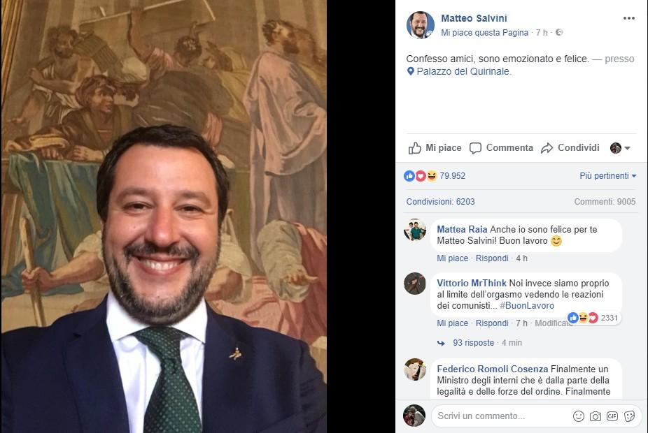 Il post di Matteo Salvini4