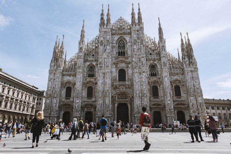 Migranti a Milano