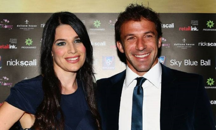 Ex moglie Del Piero