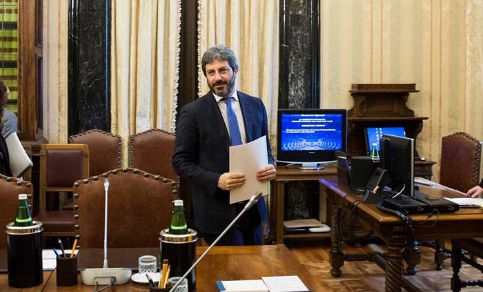 Roberto Fico vitalizi