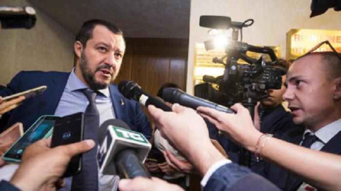 Salvini incontra Al Sisi