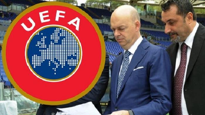 Sentenza Uefa sul Milan