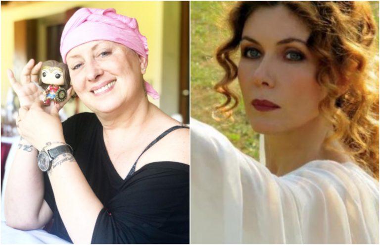 Carolyn Smith contro Eleonora Brigliadori