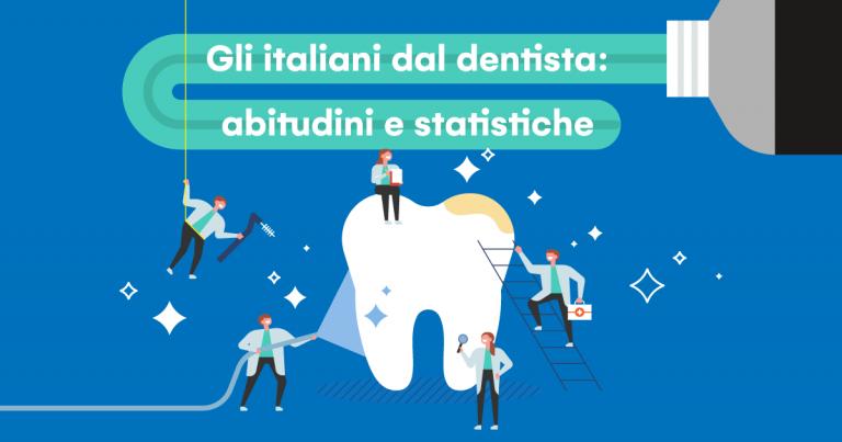 dentisti italia abitudini statistiche