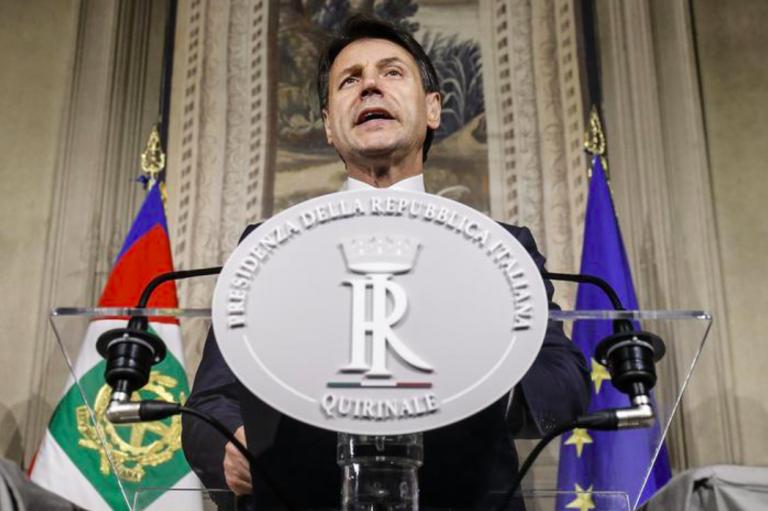 Nasce il governo Lega-M5S, Conte premier