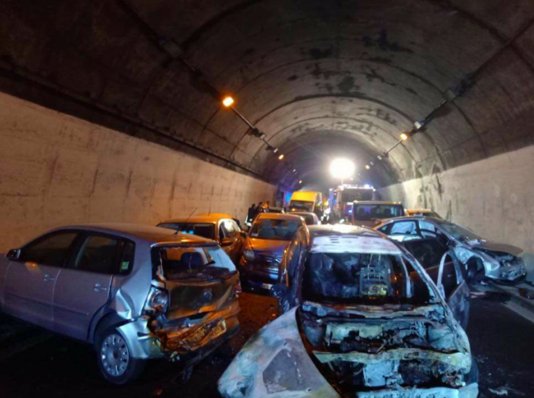 Incidente sulla A20 in Sicilia