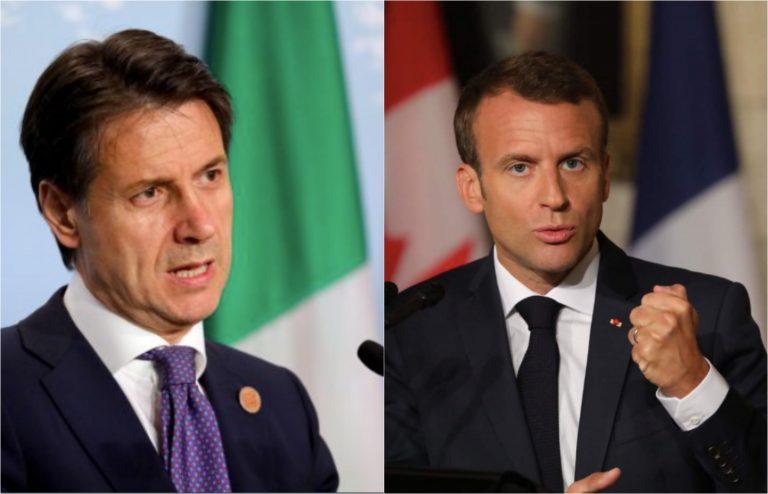 Si attendono le scuse ufficiali di Macron