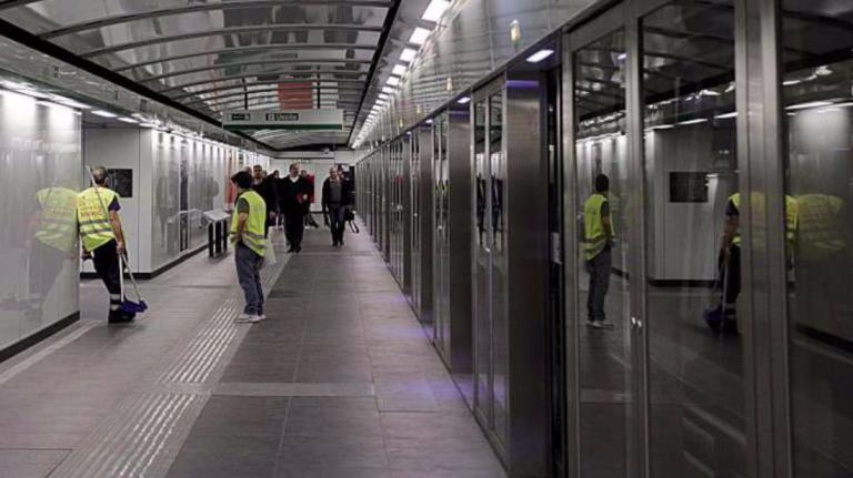 Allarme esplosione in metro