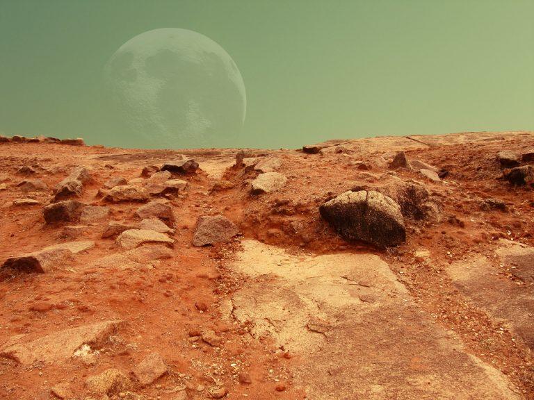 Tracce di vita su Marte
