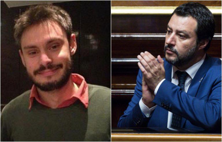 Salvini su Regeni e l'Egitto