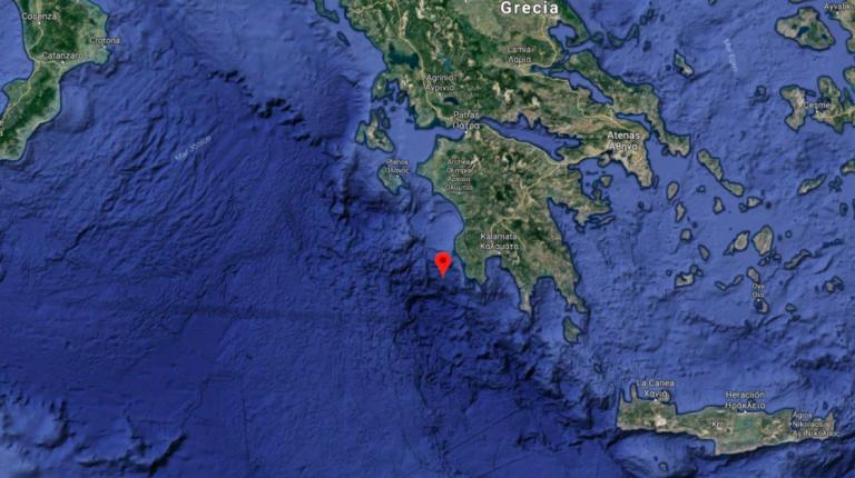 Terremoto di magnitudo 5.5 in Grecia