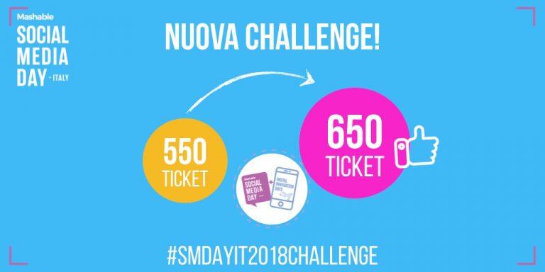 31 LUGLIO CHALLENGE