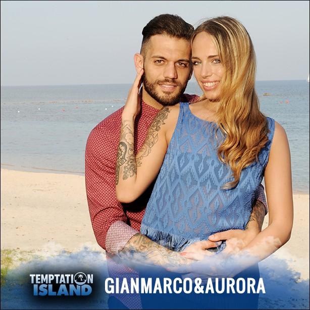 Aurora e Gianmarco