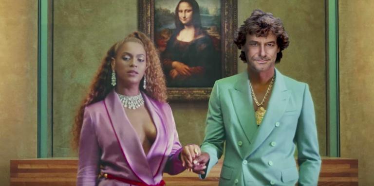 Beyoncé e Alberto Angela