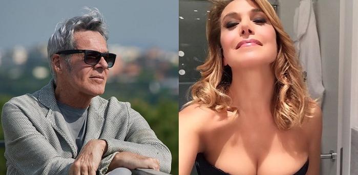 Sanremo Claudio Baglioni Barbara d'Urso