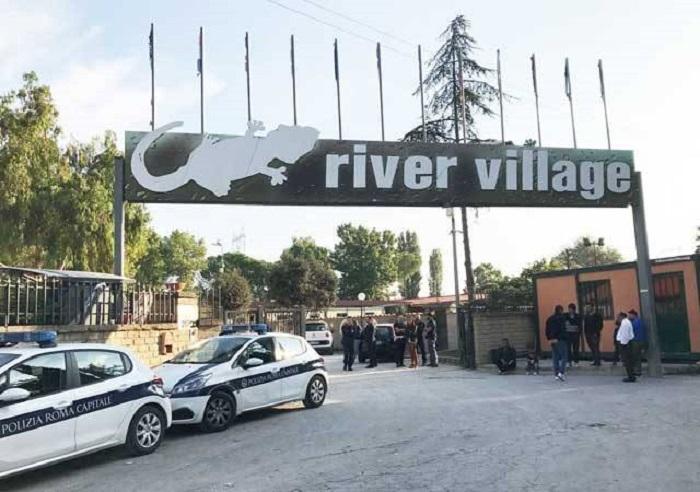 Camping River Village sgomberato