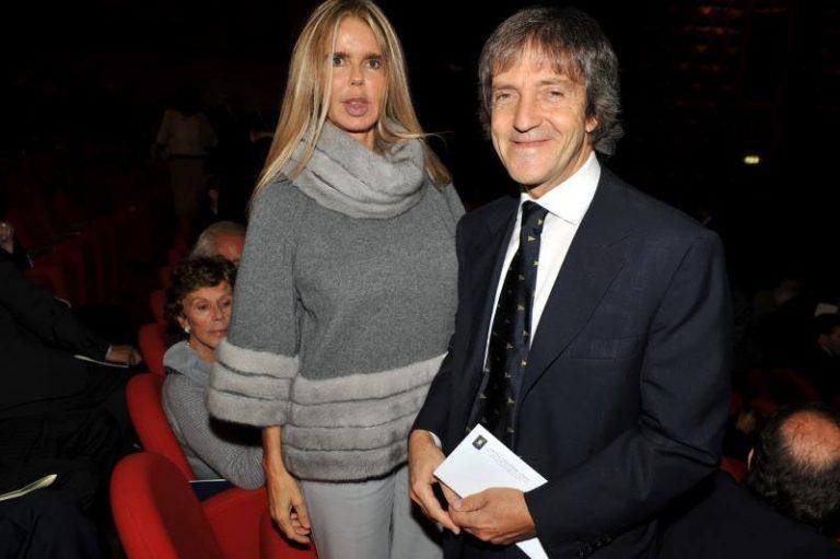 Carlo Vanzina e Lisa Melidoni