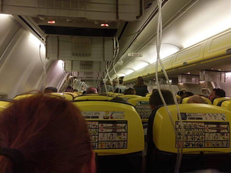 Emergenza Ryanair: parlano i passeggeri