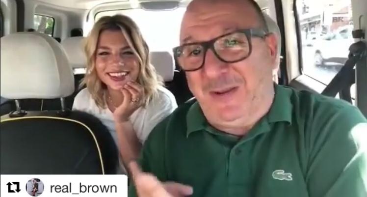 Emma Marrone duetta con un tassista