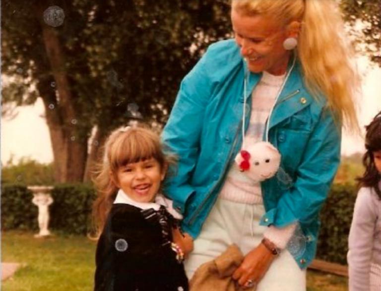 Judith Barsi, baby star uccisa dal padre