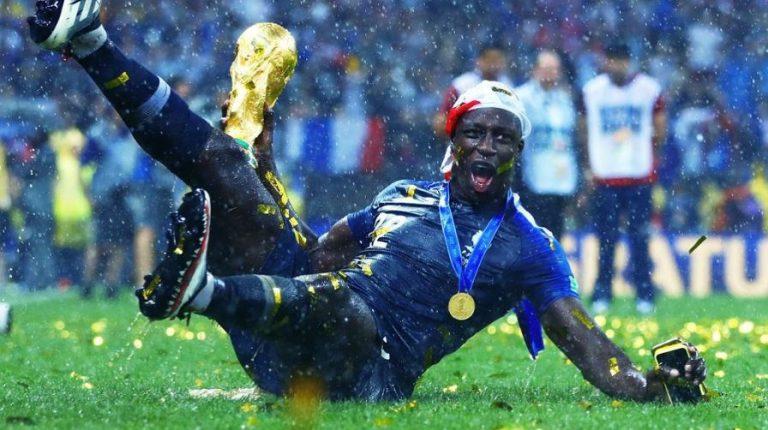 La Francia vince la coppa del mondo 2018