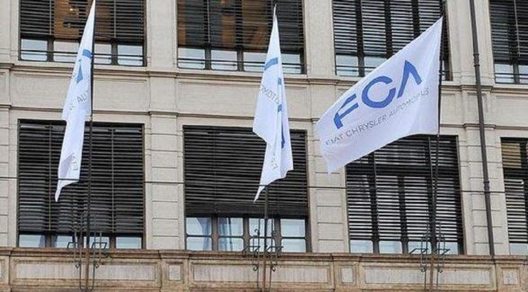 Marchionne, bandiera a mezz'asta in Fca per lutto 2