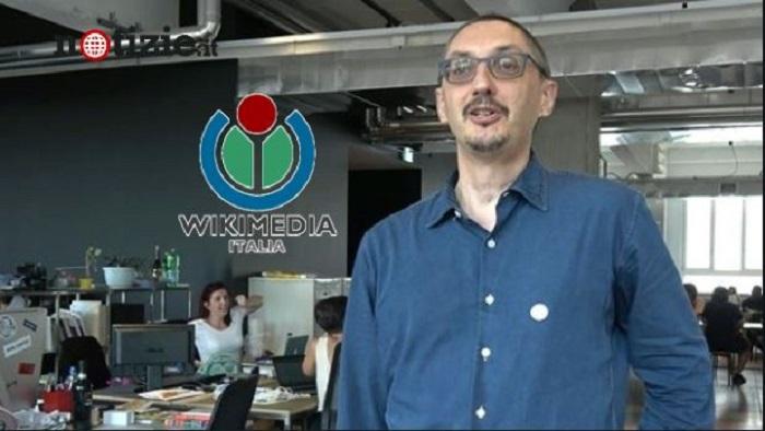 Maurizio Codogno, portavoce Wikipedia Italia