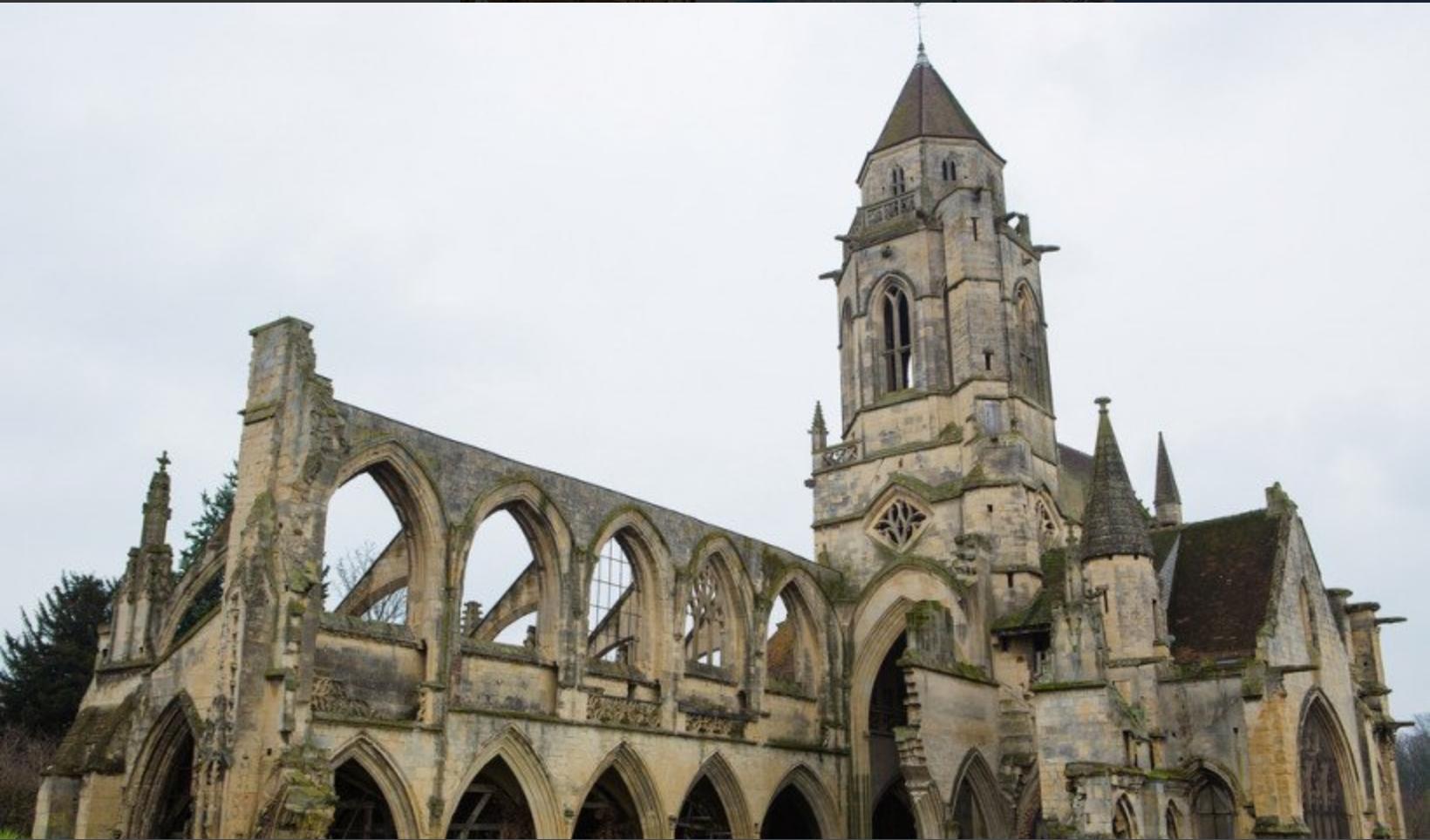 St. Etienne le Vieux