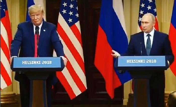 Summit Helsinki tra Putin e Trump