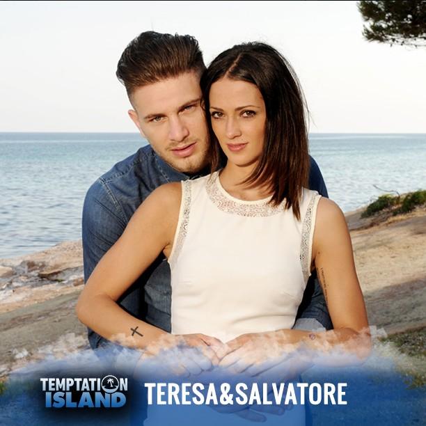 Teresa e Salvatore