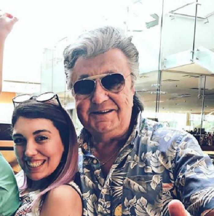 Veronica Satti incontra finalmente il padre Bobby Solo dopo il GF