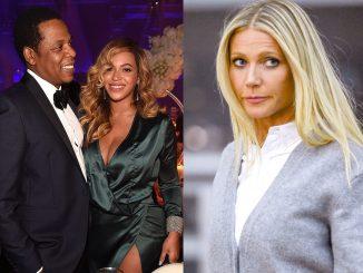 Beyoncé tradita: Gwyneth Paltrow è stata amante di Jay-Z