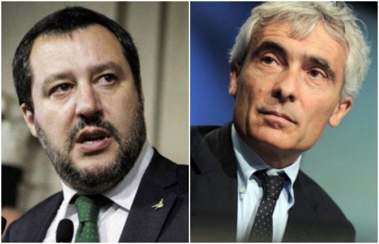 Scontro tra Boeri e Salvini sui migranti