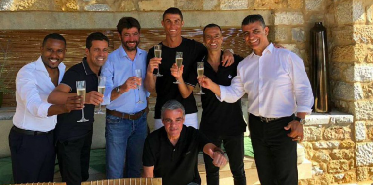 Ronaldo alla Juve, la sua nuova vita