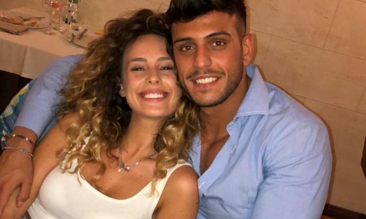Sara Affi Fella con Luigi Mastroianni