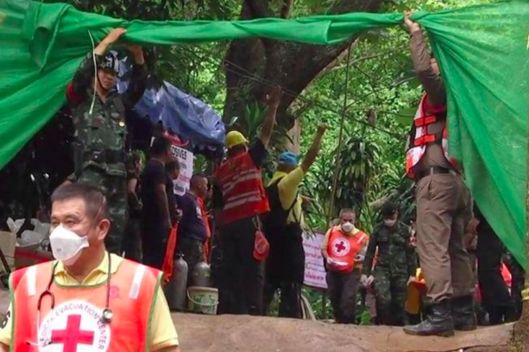 Thailandia, quinto ragazzo salvato