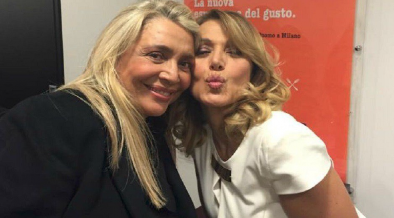 Mara Venier e Barbara D'Urso